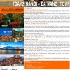 7DAYS HANOI – DA NANG TOUR